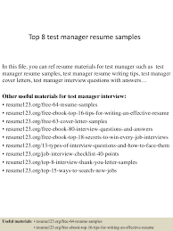 Test Manager Resume Pdf Top224testmanagerresumesamples224conversiongate224thumbnail24jpgcb=124222439624224 10