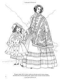 civil war fashions coloring book dover fashion coloring book tom tierney 9780486296791 amazon books