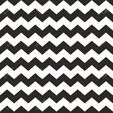 Cheveron Pattern Unique Tile Vector Chevron Pattern With Black Zig Zag On White Background