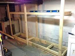 basement storage shelves plans creating basement shelves out of basement storage shelves plans creating basement shelves
