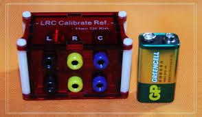 <b>High Precision Inductance resistor</b> capacitor LRC Calibrate ...
