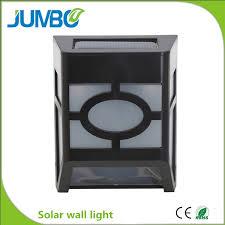PP08 Solar U0027Coachu0027 Lantern LightSolar Led Wall Lights