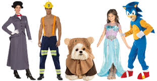 Captivating Collection List. Costumes