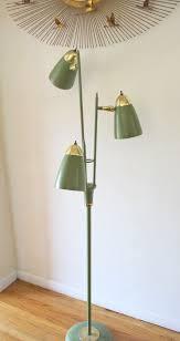mid century lamp. Mcm Avocado Bullet Lamp 1 Mid Century T