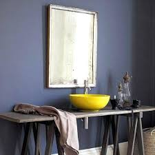 bathroom inspiration yellow sink grey walls and rustic details how to clean stains from bathroom