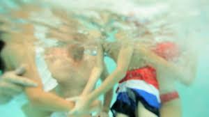 underwater water park. Laughing Children Water Park Swimming Pool Underwater Stock Video Footage - Videoblocks
