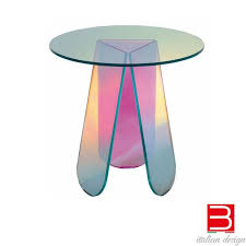 coffee table glas italia shimmer