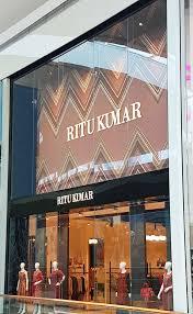 Designer Stores In Dubai Indian Designer Ritu Kumar Expands With Two New Stores In Dubai