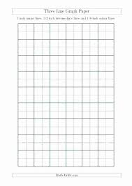1 4 Inch Grid Paper To Print Graph Template Printable