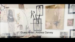 Andrea Garvey | Guest Artist - YouTube