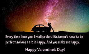 Valentines Day Quotes For Girlfriend Happy Valentine's Day 100 Messages Wishes Quotes Images SMS 42