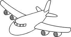 airplane pictures to colour.  Pictures Front Airplane Coloring Page Throughout Pictures To Colour P