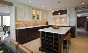 Light Cabinets Light Floors Light Hardwood Floors Dark Brown Kitchen Cabinets Tuscan