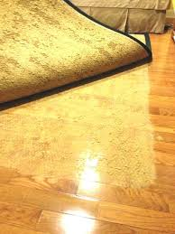 area rug pads for wood floors how to prevent rugs from sticking floor pad corner your rug pad corner best for hardwood floors