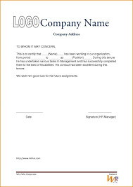 Appointment Letters In Doc Best Examples Of Executive Resumes Experience Certificate Sample Doc