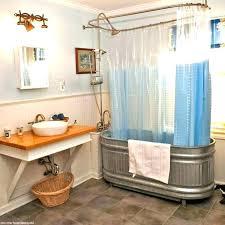 water trough bathtub galvanized as home depot bathtubs metal horse b round stunning just right bus