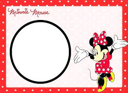 Free Minnie Mouse Birthday Invitations Customized Minnie Mouse Birthday Invitations Free And Mickey