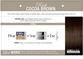 Grey Beth Minardi Signature Cocoa Brown Hairstyles In