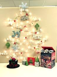 christmas themes for the office. Office Cubicle Decorations For Christmas Desk Cubical Decorating The Decoration Themes L