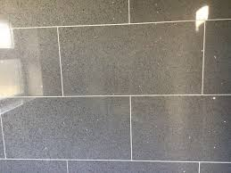 brand new solid grey quartz starlight tiles