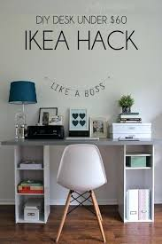 build your own home office. desk build your own modular office home ideas how to create a stylish
