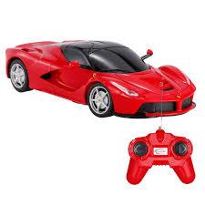 red RASTAR 48900 R/C 1/24 Ferrari LaFerrari Radio Remote Control ...