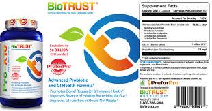 biotrust pro x10 probiotic review