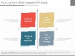 4 Quadrant Chart Slide Team