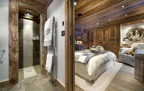 Master Bedroom And Bathroom Bedroom With Bathroom Design