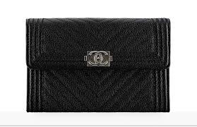 chanel keychain wallet. chanel boy small flap wallet keychain