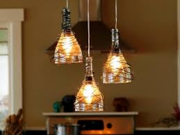 awesome fabulous tequila clear glass bottle pendant lamp in a regarding diy outdoor pendant light