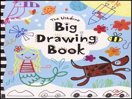 big drawing book usborne book line at low s in india