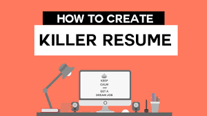 Make A Professional Resume Online Free How to Create Killer Professional Resume Online Free YouTube 57
