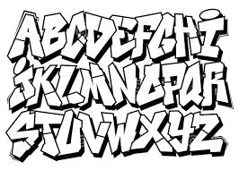 Graffiti Kleurplaat My Tree House