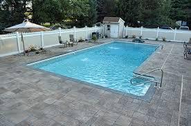 drainage plan for pool decks