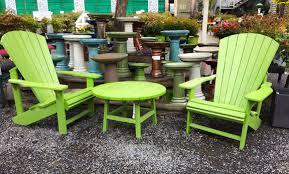 adirondack chairs outdoor decor