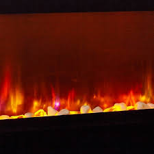 suncrest santos 38 wall mounted electric fireplace