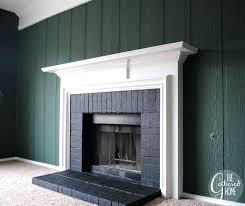 fireplace paint colors fireplace tile paint colors fireplace