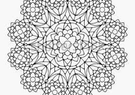Kleurplaat Bloemen Mandala Concept 44 Goed Kleurplaten Mandala