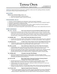Scheduler Resume Examples Examples Of Resumes