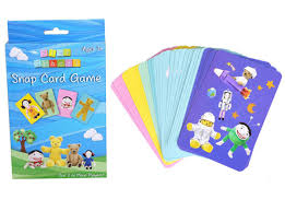 play snap card game games world