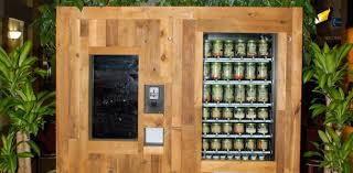 Salad Vending Machines Interesting Vending Machine Salads Food News Food Reviews For The Foodie In