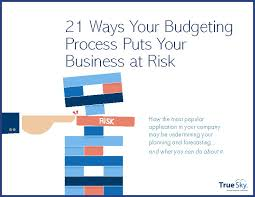 Tips On Planning Budgeting And Forecasting Process True Sky
