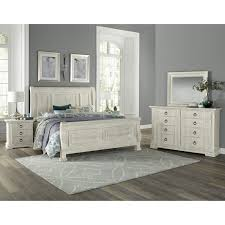 Vaughan Bassett Rustic Hills Queen Bedroom Group - Item Number: 684 Q  Bedroom Group 3