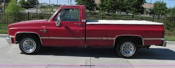 1987 Chevrolet Silverado C10 pickup truck | Item F5320 | SOL...