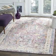 purple and grey area rugs safavieh bristol oriental purple grey area rug 7 x 7 purple and grey area rugs