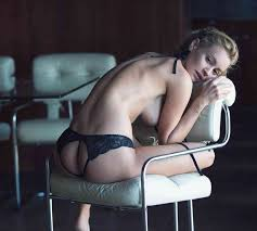 Bryana Holly shows nude ass and goes topless