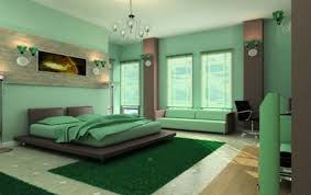 Pretty Bedroom Pretty Green Paint