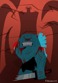 the guardian s last stand samurai jack know your meme