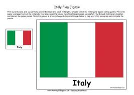 Small Picture Italy Flag Printables For Kids in Italian Flag Coloring Page